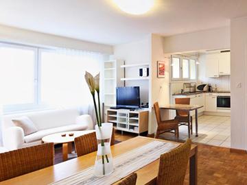 APPARTAMENTO DI 2,5 LOCALI BASEL   55 m²