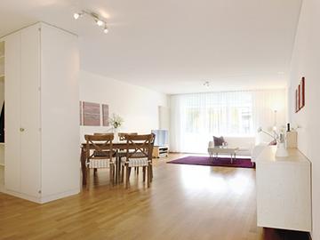 APPARTAMENTO DI 3.5 LOCALI BASEL   81 m²