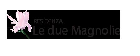 residenza le 2 magnolie logo