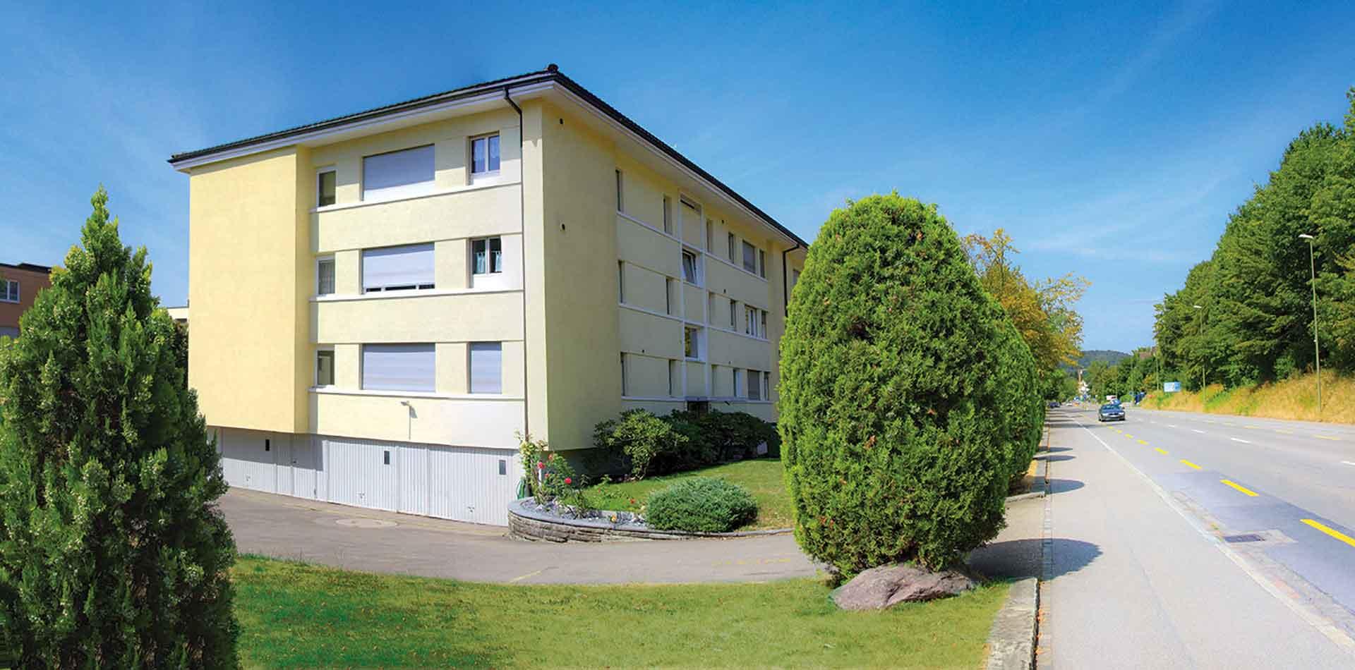 ZÜRCHERSTRASSE 135 | Suisse Promotion