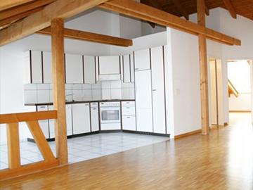 APPARTAMENTO DI 3.5 LOCALI ZUCHWIL, SO | 81 m²